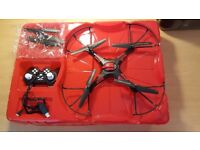Remote Controlled X-Cam Quadcopter with HD Camera