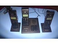 Cordless telephone set - Wharfdale