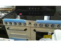 Brand new smeg induction 110cm range cooker
