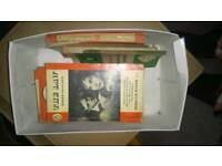 Penguin books and other vintage books