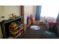 Registered, experienced and qualified childminder