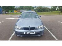 BMW 120d SE, Blue, Good condition