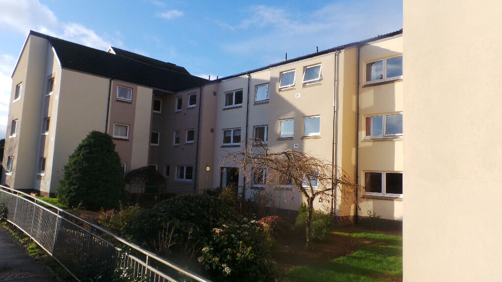Property available now in sheltered housing development in Castle Douglas