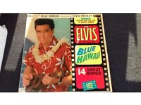 Elvis Presley Blue Hawaii - Rare Silver spot version