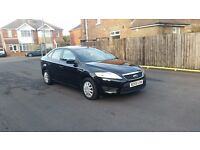 2010 FORD MONDEO 1.8 TDCI EDGE 125 BLACK 5 DOOR 98,000 MILES 12 MONTHS MOT