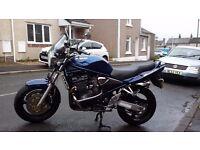 Suzuki Bandit 1200 Low mileage 2003