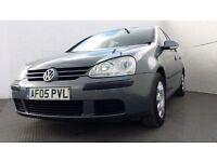 2005 | VW Golf 1.4S | Manual | NEW CAMBELT | MOT | MAIN DEALER SERVICE HISTORY | HPI CLEAR |