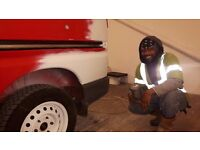 CAR BODY REPAIRS AND RESPRAYS