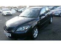 2006 mazda 3 auto 1 owner from new long mot reliable car px welcome