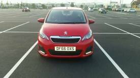 "Peugeot 108 ""only £3200"" free road tax"