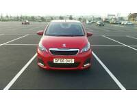 """Peugeot 108 """"only £3200"""" free road tax"""