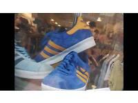 Adidas Gazelles Size 6