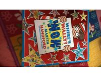 Where's wally books fab condition
