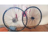 700c mountain bike wheelset