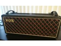 Vox hand built Bass amplifier