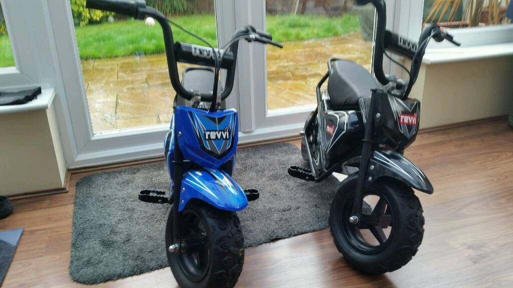 Revvi electric bikes for sale