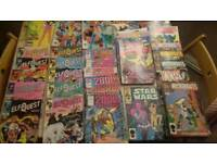 Comic selection job lot quick sale OFFERS WELCOME