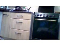 Excellent fully working Parkinson cowan gas cooker, oven and grill.