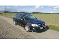 2008 VW Passat 2.0 TDI estate long mot 6 speed