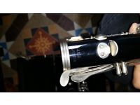 Bb Vito clarinet. Excellent condition