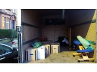RELIABLE MAN WITH LARGE LUTON VAN REMOVALS TO ONE OFF ITEMS 2MEN ON REQUEST