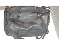 90Litre mountain warehouse cargo bag Never used