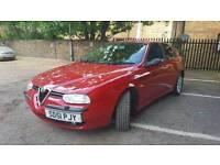 Alfa Romeo 156 2.0 t spark 51reg full service history very good condition