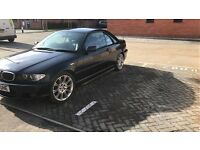 BMW e46 320ci 2.2 msport with hard top automatic