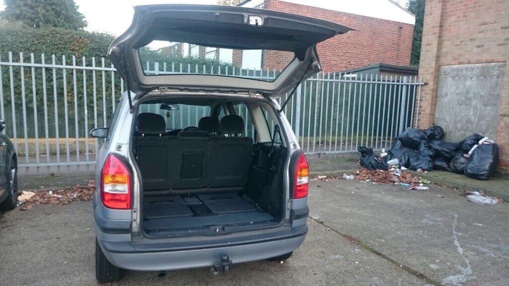 Vauxhall Zafira CLEAN 7 Seats.