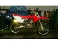 Honda crf150r offers!