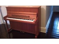 2003 Kemble Windsor upright Piano in excellent condition.