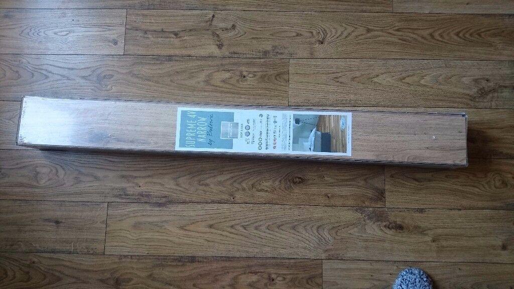 3 New Packs Supreme 4v Narrow Balterio Belize Oak Laminate Flooring