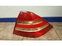 2002 MERCEDES S CLASS S320 CDI TAIL STOP LIGHT DRIVER OFF SIDE REAR COMPLETE