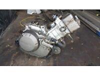 honda cbr 125 engine