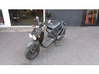 HONDA ZOOMER 50CC / 11640 MILES / JAP IMPORT / CARB MODEL! - GOOD FOR PROJECT RUCKUS