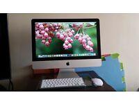"iMac 21.5"" Intel i5 Quad Core 2.5Ghz, 8GB DDR3 RAM, 500GB HD, RADEON HD 6750M 512MB,New macOS Sierra"
