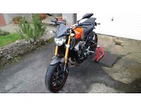 Yamaha MT 09 2014 847cc