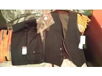 Brooks teverner new with tags trousers and waist coat