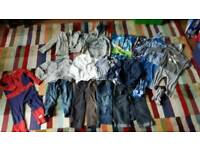 Boys clothes bundle age 1-3 years