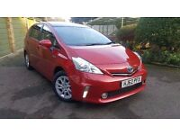 TOYOTA PRIUS PLUS 7 SEATS ONE OWNER FULL SERVICE HISTORY REVERSE CAMERA NAVIGATION BLUTOOTH UK CAR
