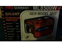 Mil 8500w Generator