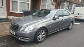Mercedes-Benz E Class 2.1 E220 CDI BlueEFFICIENCY SE (Executive) 7G-Tronic 4dr, MBH