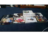 Joblot of British TV Series & Stand Up Comedy