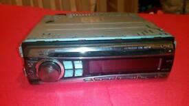 Alpine Car Stereo MP3 CD