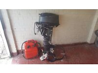 Mariner 20hp 2 stroke outboard engine long shaft