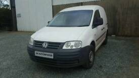 08 Vw Caddy tdi ***PARTS AVAILABLE ONLY BLS