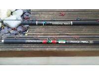 Century excalibur c curve sea fishing rod