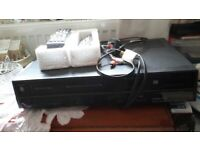 Daewoo DVB-T V C R/DVD Recorder (parts only) for sale  Ely, Cardiff