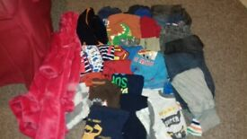 Boys 2-3 bundle (30 items)