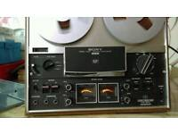 SONY TC-377 REEL TO REEL PROFESSIONAL 4 TRACK TAPE DECK